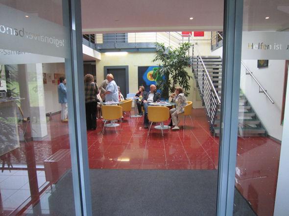 Ausstellung Ballbirds_Senioren ASB
