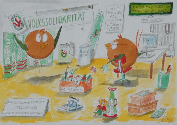 Geschäftsausstattung Volkssolidarität_Schürmann_Marketing_