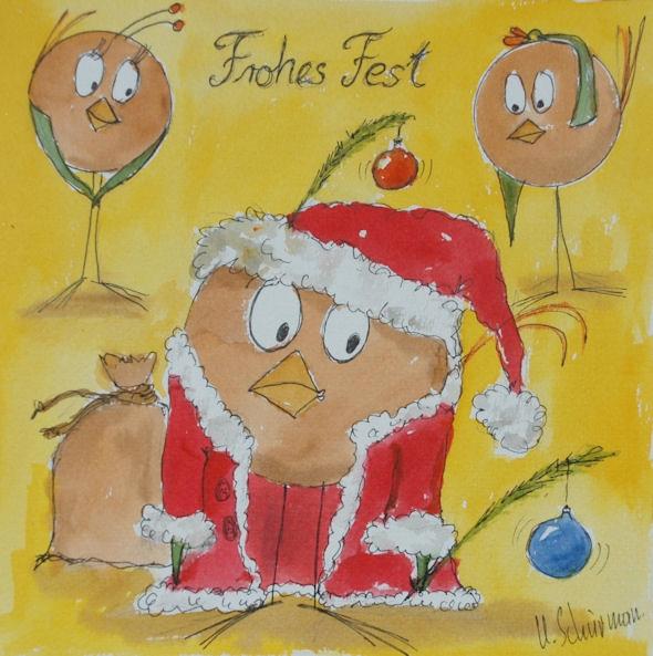 Geschenke zu Weihnachten_individuelle Grafik_ballbirds.de