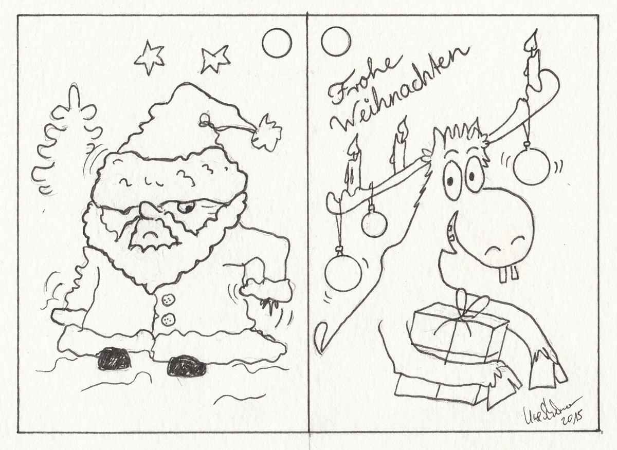 Weihnachtsanhänger_Weihnachtswichtel böse_1200px