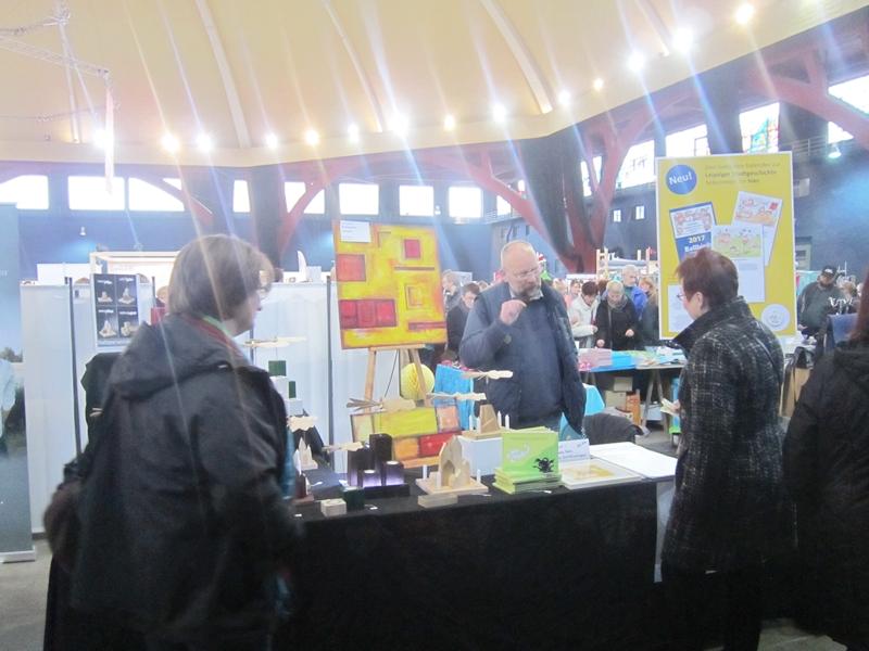 Dawanda Kreativmarkt Leipzig 2016, 05./06.11.2016