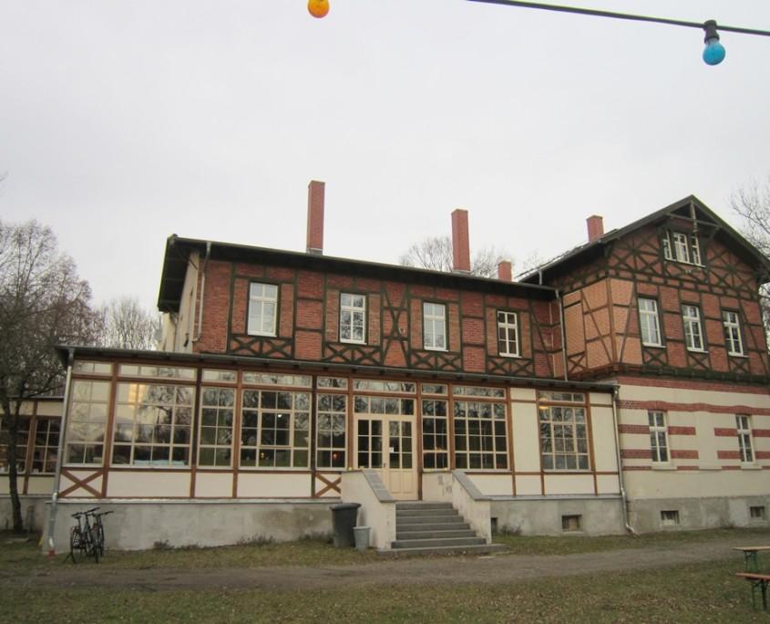 Weihnachtsbrimborium Villa Hasenholz 2016