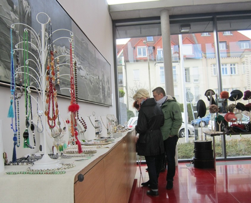 pele mele Leipzig, Mediencampus Villa Ida, 27.11.2016